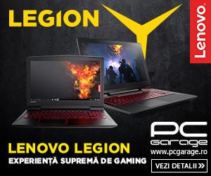 Campanie de reduceri PC Garage si Lenovo
