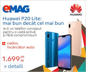 Campanie de reduceri Telefoane Huawei P20 Lite, 25- 31.05.2018