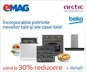 Campanie de reduceri Incorporabile Artic & Beko