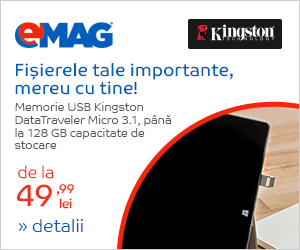 Campanie de reduceri [IT] Memorii USB Kingston Data Traveler, 29.04- 04.06.2018
