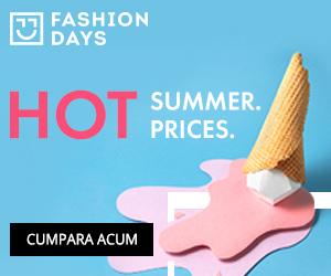 Campanie de reduceri Hot Summer. Hot Prices. - preturi incredibile la produsele din selectie