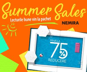 Campanie de reduceri Summer Sales -  Pana la 75% reducere