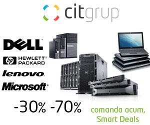 Campanie de reduceri Dell, Hp, Lenovo, Microsoft -30% -70%