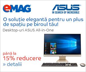Campanie de reduceri [IT] Desktopuri ASUS Vivo AIO, 05- 11.06.2018