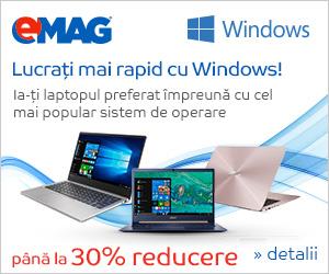 Campanie de reduceri [Laptops] Laptopuri premium cu Windows, 13- 19.06.2018