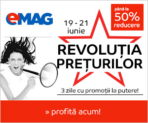 Campanie de reduceri Revolutia Preturilor iunie 2018