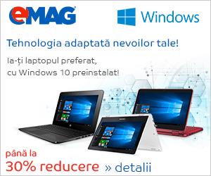 Campanie de reduceri [IT] Laptopuri cu Windows, 22- 25.06.2018