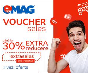 Campanie de reduceri Campanie Voucher Sales, 26-29 iunie 2018