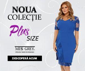 Campanie de reduceri Plus Size - Iunie 2018 - Colectia Noua