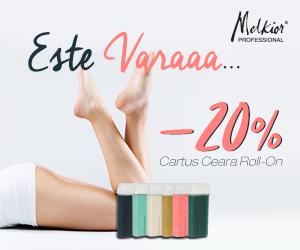 Campanie de reduceri Profita de -20% la Cartuse Ceara Roll-on!