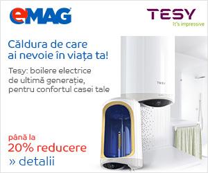 Campanie de reduceri Boilere Tesy