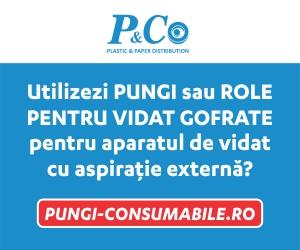 Campanie de reduceri Pungi pentru vidat