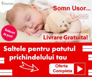 Campanie de reduceri Saltele de pat pentru copii