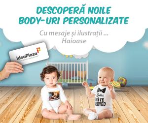 Campanie de reduceri Body-uri Personalizate