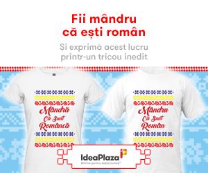 Campanie de reduceri Tricouri Romanesti