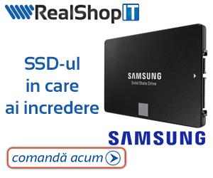 Campanie de reduceri SSD-ul in care ai incredere