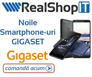 Campanie de reduceri Noile Smartphone-uri GIGASET