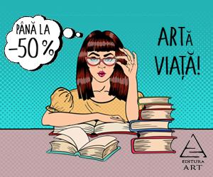 Campanie de reduceri ART te intampina cu reduceri de pana la -50%.