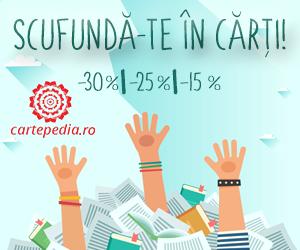 Campanie de reduceri Scufunda-te in carti!