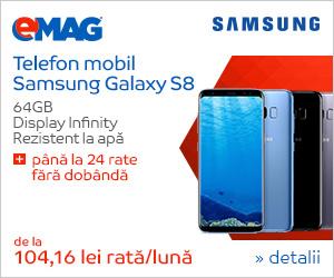 Campanie de reduceri Samsung S8 in IT&Mobile Days