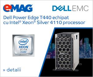 Campanie de reduceri [IT] Servere Dell cu procesor Intel Xeon Silver, 06.07.2018
