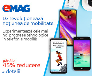 Campanie de reduceri Campanie LG - pana la 45% discount