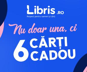 Campanie de reduceri Nu doar una, ci 6 CARTI CADOU!