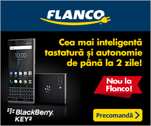 Campanie de reduceri Noul BlackBerry Key 2 disponibil la precomanda