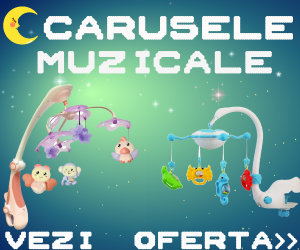 Campanie de reduceri Carusele pentru copii
