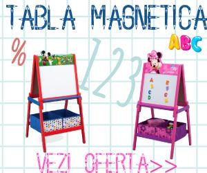 Campanie de reduceri Table magnetice multifunctionale
