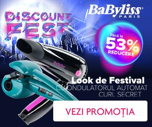 Campanie de reduceri Discount Fest