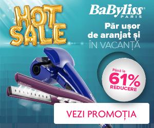 Campanie de reduceri Hot Sale!