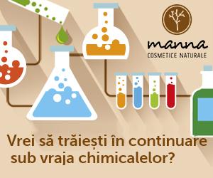 Campanie de reduceri Vrei sa traiesti in continuare sub vraja chimicalelor?