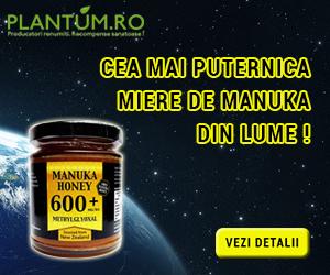 Campanie de reduceri Miere de Manuka MG 600+