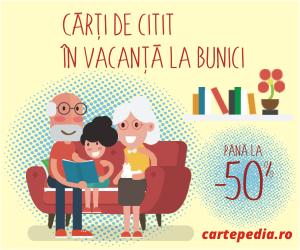 Campanie de reduceri Carti din biblioteca bunicilor de citit nepotilor!