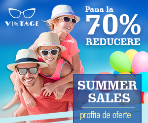 Campanie de reduceri Summer Sales