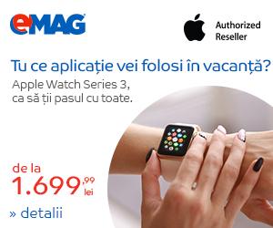 Campanie de reduceri Campanie Apple Watch