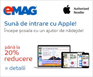 Campanie de reduceri Campanie Apple Back to School