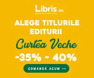 Campanie de reduceri Curtea Veche -35% - 40% reducere. Doar azi!