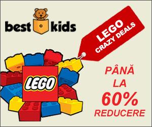 Campanie de reduceri Super Oferta LEGO