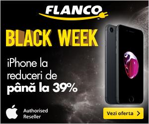 Campanie de reduceri iPhone: pana la -39% in Black Week