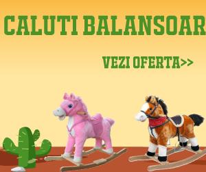 Campanie de reduceri Caluti Balansoar