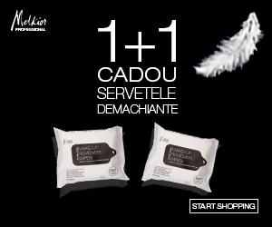 Campanie de reduceri 1+1 CADOU Servetele Demachiante Deep Clean