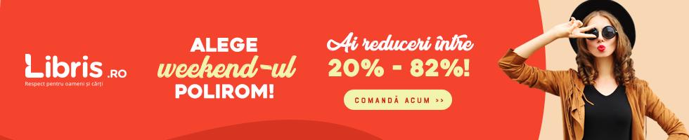 Campanie de reduceri Polirom - Reduceri intre 20% - 82%!