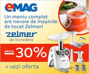 Campanie de reduceri Masini de tocat Zelmer