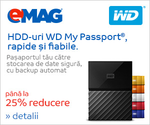 Campanie de reduceri HDDurile WD My Passport BTS, 03- 10.09.2018