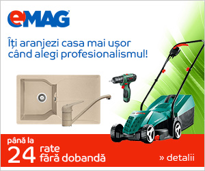 Campanie de reduceri DIY - Pana la 24 de rate la bricolaj si sanitare, 05- 30.09.2018