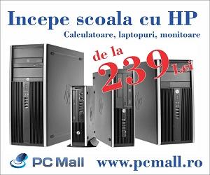 Campanie de reduceri Incepe Scoala cu HP