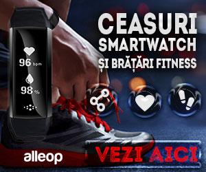 Campanie de reduceri Bratari fitness