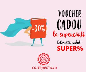 Campanie de reduceri Voucher cadou pe Cartepedia